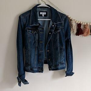 Loft denim jacket